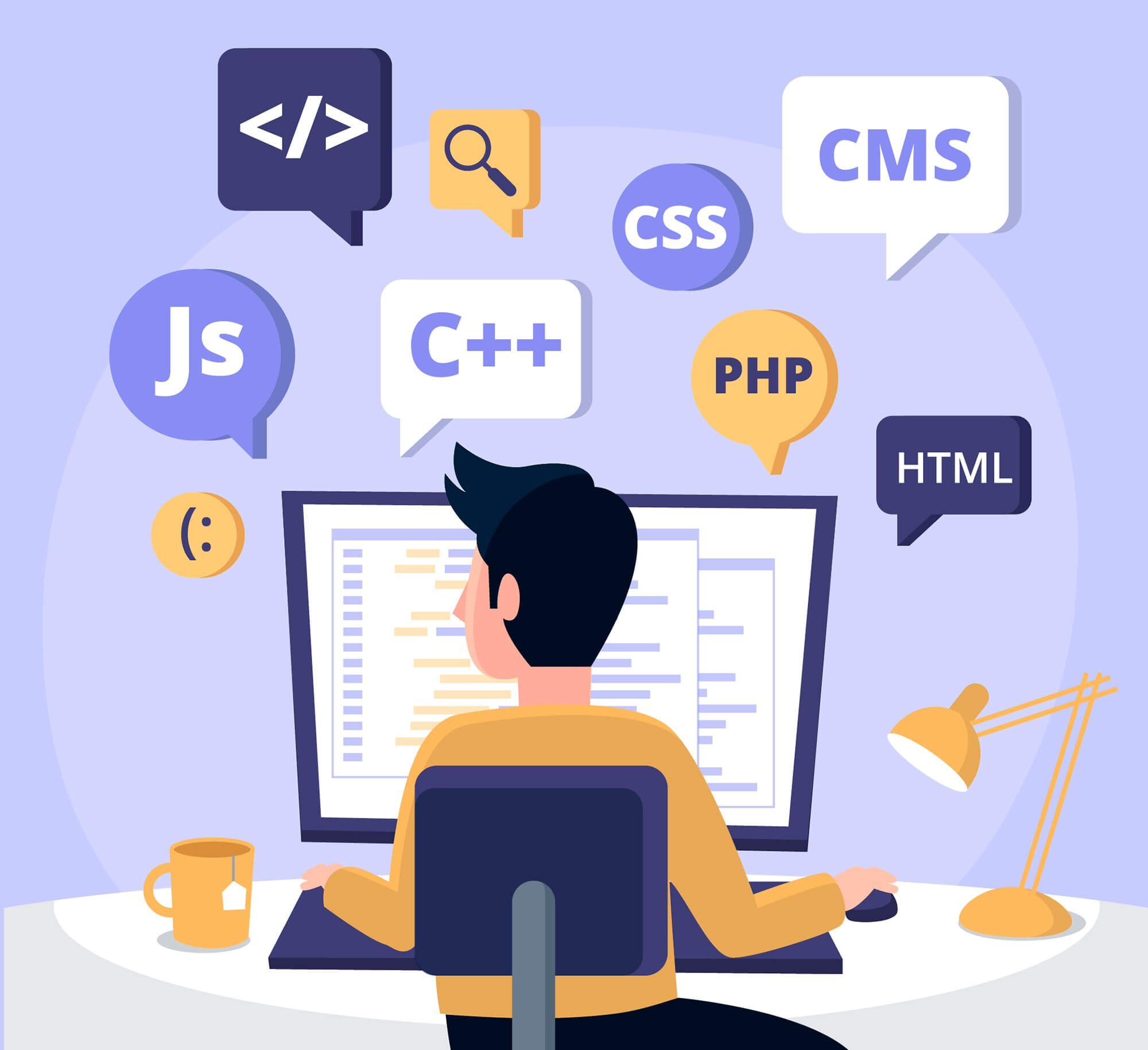 プログラミングの基礎知識その3)プログラミング言語の種類