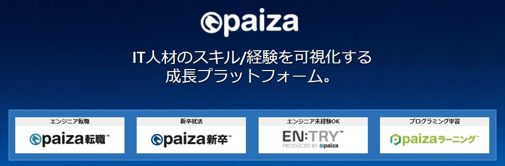 paiza(パイザ)トップページ